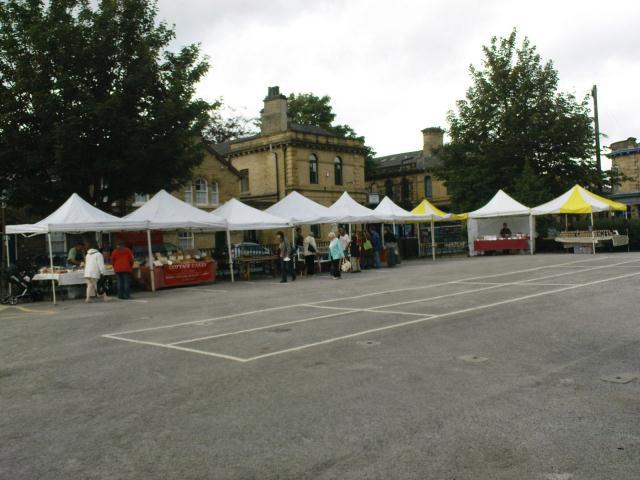 Saltaire Farmer's Market post image