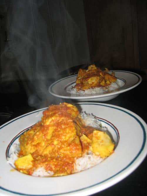 North Indian curry post image