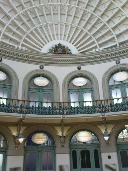 Leeds Corn Exchange post image