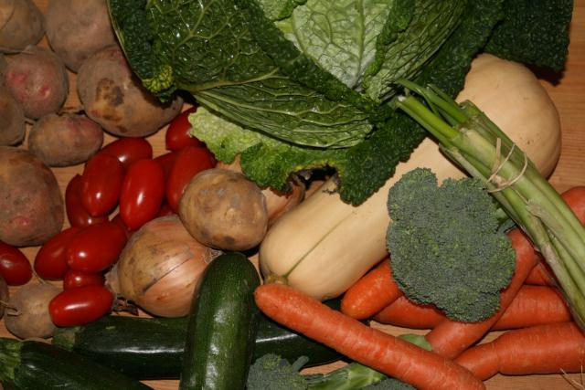 Farmaround organic vegetables post image