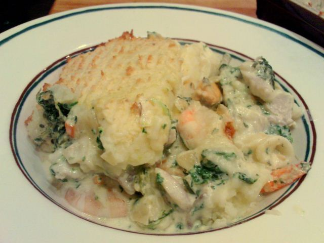 Fish pie post image
