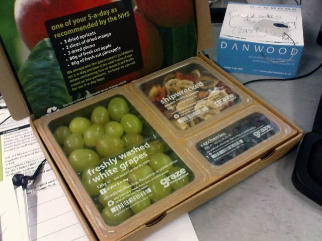 graze.com – snacks in a box
