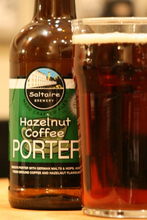 Saltaire Brewery's Hazelnut Coffee Porter