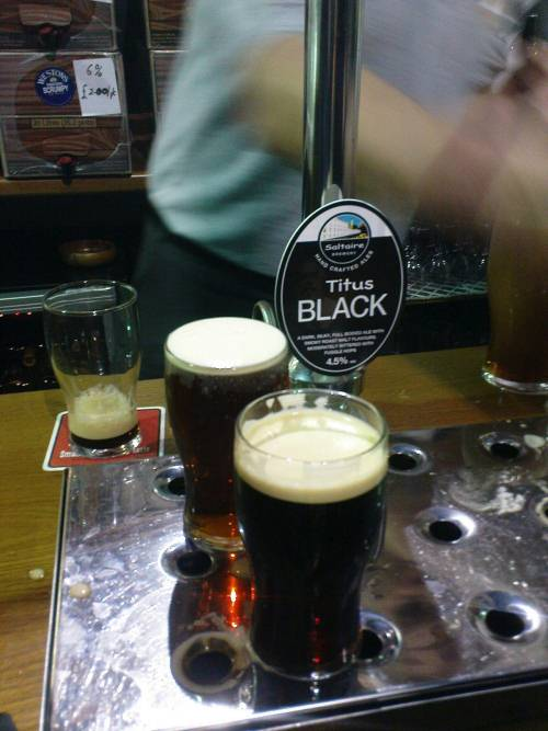 Saltaire Brewery post image