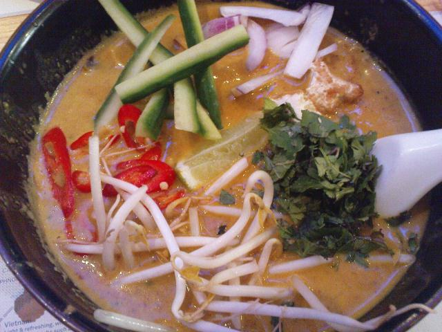 Tampopo noodle and SouthEast Asian restaurant Leeds
