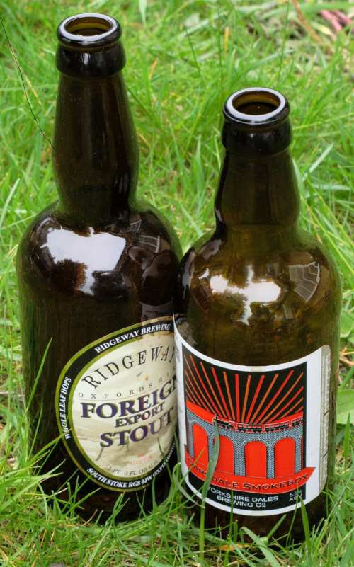 What's the difference between a stout and a porter?