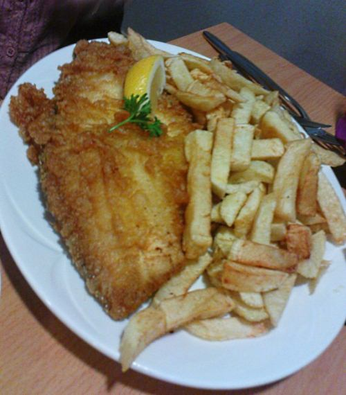 Webster's Fish and Chips, Baildon