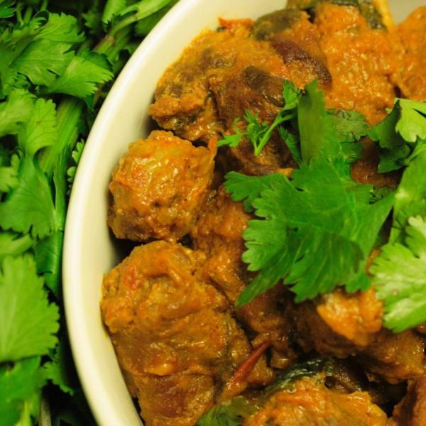 Achar Ghosht curry