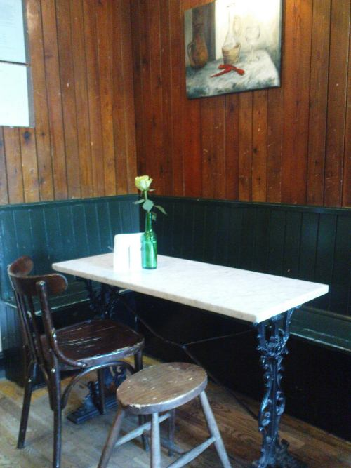 The Troubador cafe, Earl's Court, London