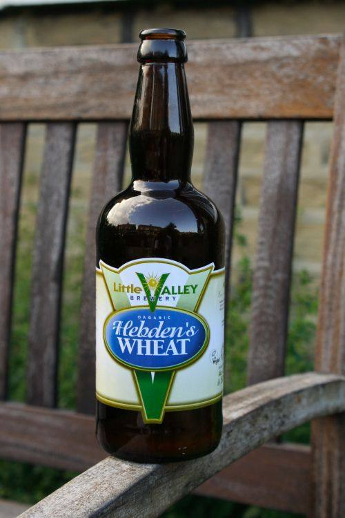 Little Valley Brewery's Hebden's Wheat post image