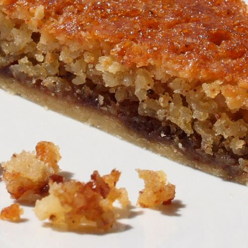 Tarta de Santiago – Moro's almond, oloroso and membrillo tart