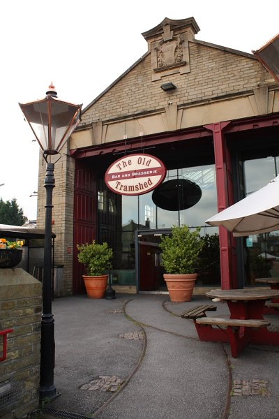 The Old Tramshed, Saltaire post image