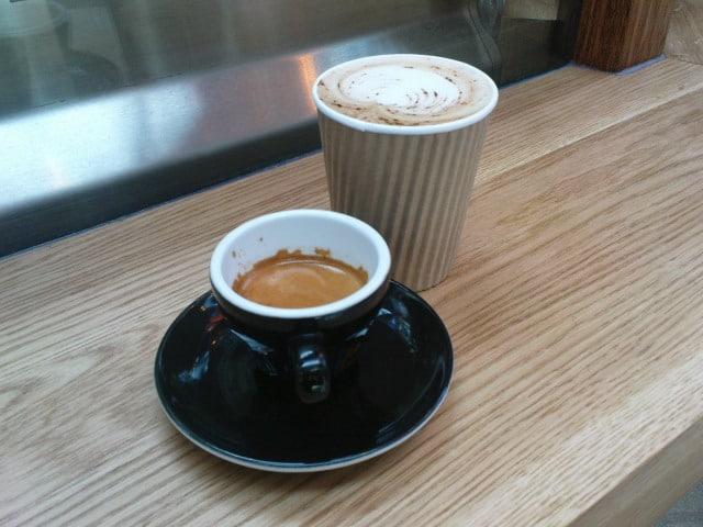 Opposite Coffee, Leeds