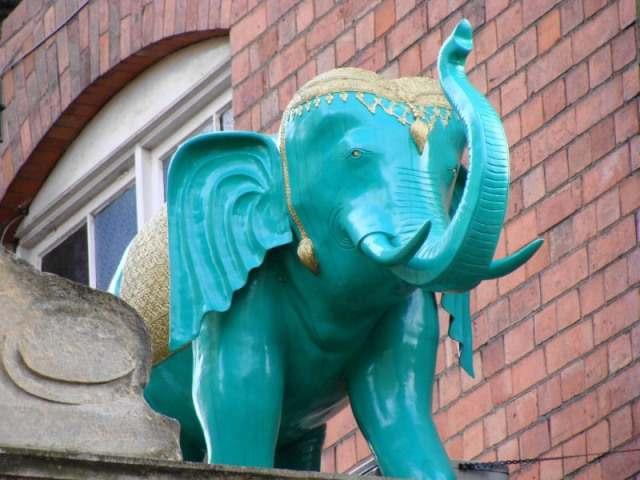 The Thai Emerald, Cheltenham