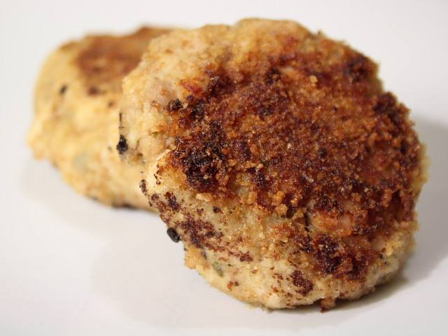 Turkey and Stuffing Croquettes