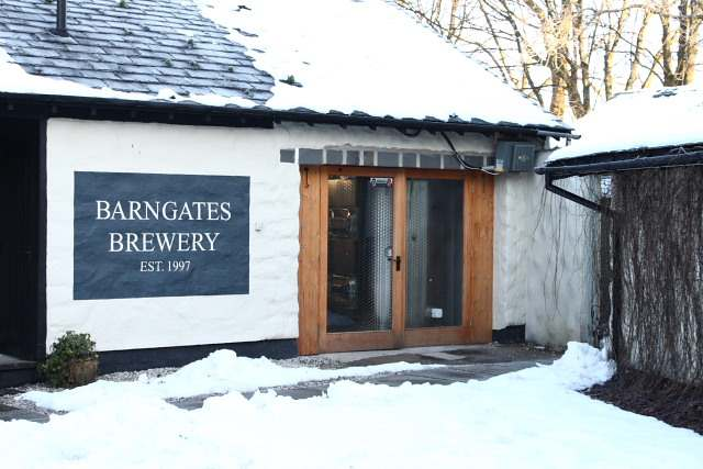 Barngates Brewery, The Drunken Duck, Cumbria