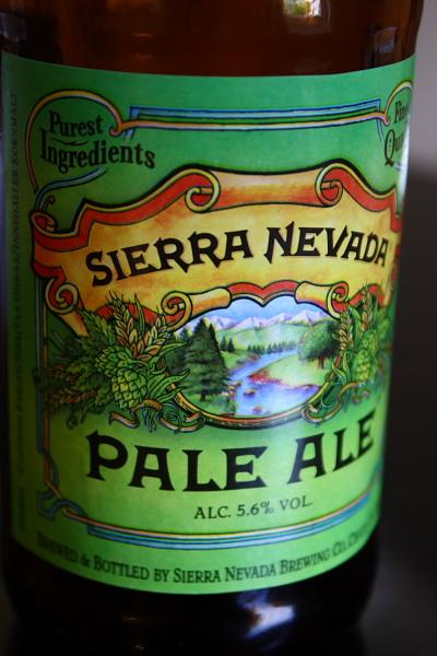 Sierra Nevada Pale Ale – American craft brewing