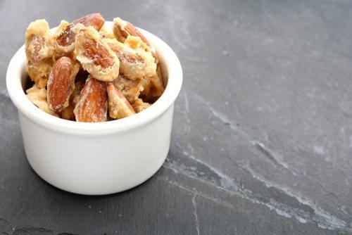 Frank Camorra's sugared almonds