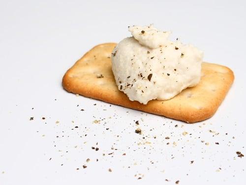 Salt cod brandade