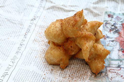 Churros, or Spanish doughnuts post image