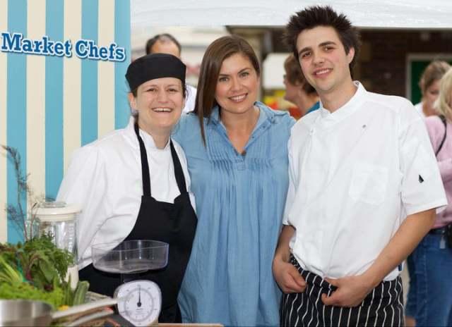 Street Market Chefs Channel FIVE