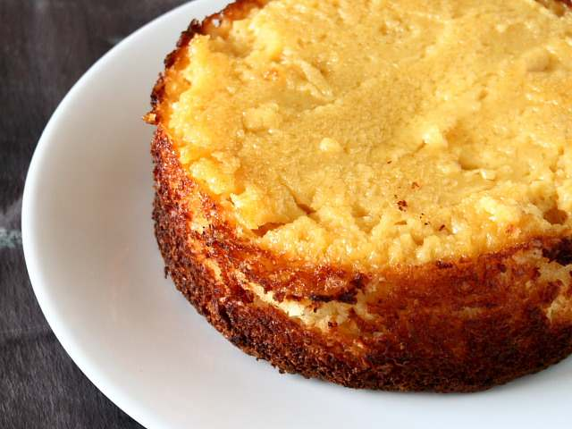 Claudia Roden's Moroccan Coconut Cake