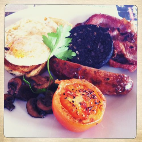 The Engine House Cafe, Holbeck, Leeds – decent breakfast 10 minutes from the station, off Water Lane