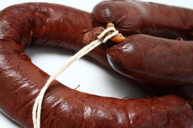How to make French Boudin Noir, or black pudding