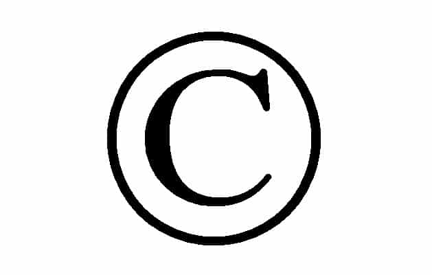 Copyright and blogging