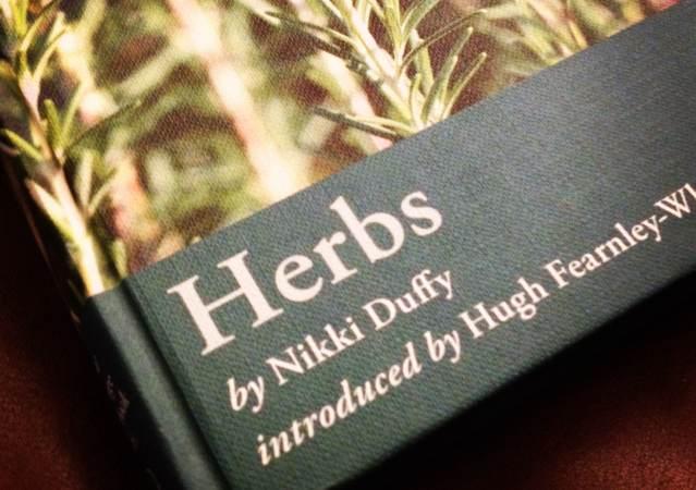 Herbs by Nikki Duffy River Cottage Handbook