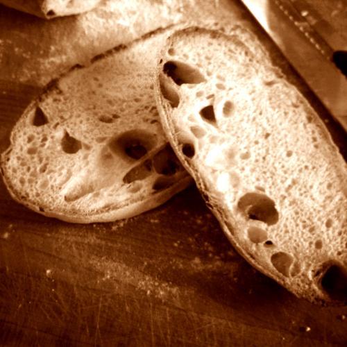 On the spiritual art of making bread