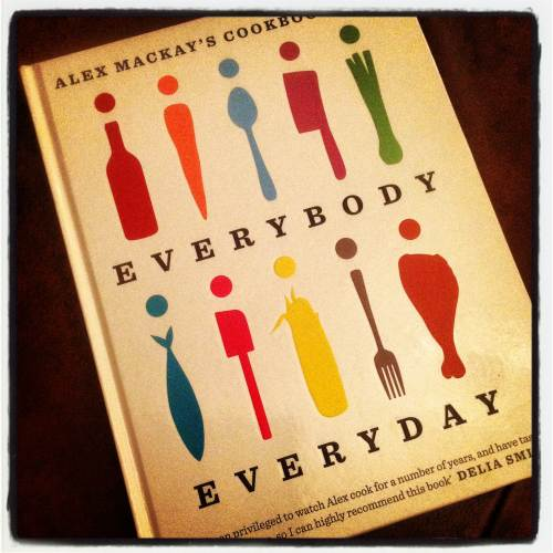 Everybody, Everyday by Alex Mackay