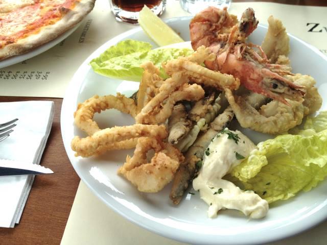 Zucco Italian restaurant, Meanwood, leeds
