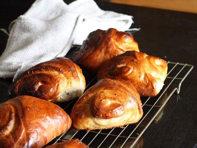 Finnish Pulla buns