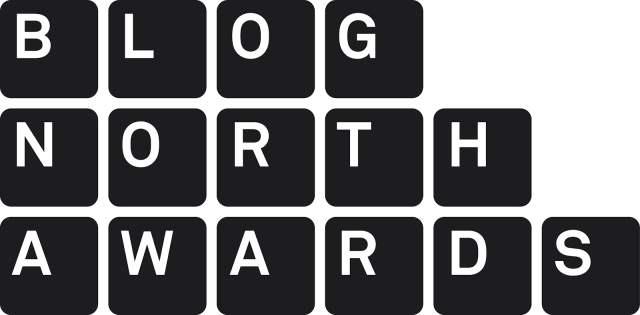 Blimey. I won the Blog North Award for best Food & Drink Blog, 2013.