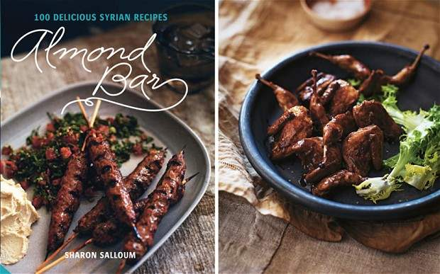 Sharon Salloum's Almond Bar: 100 Delicious Syrian Recipes
