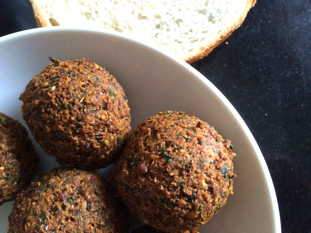 What's your identity worth? … or how to make falafel