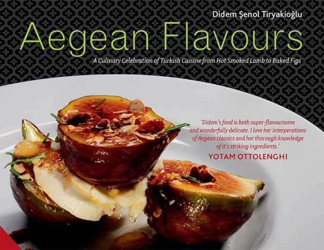 Aegean Flavours, by Didem Şenol Tiryakioğlu – book review