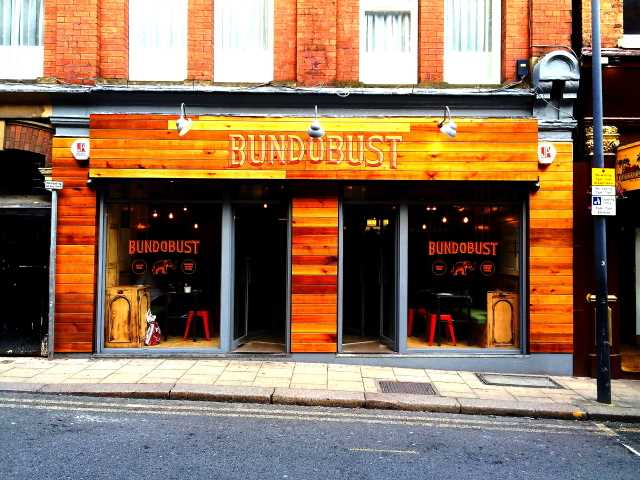Bundobust, Indian beer cafe, Mill Hill, Leeds