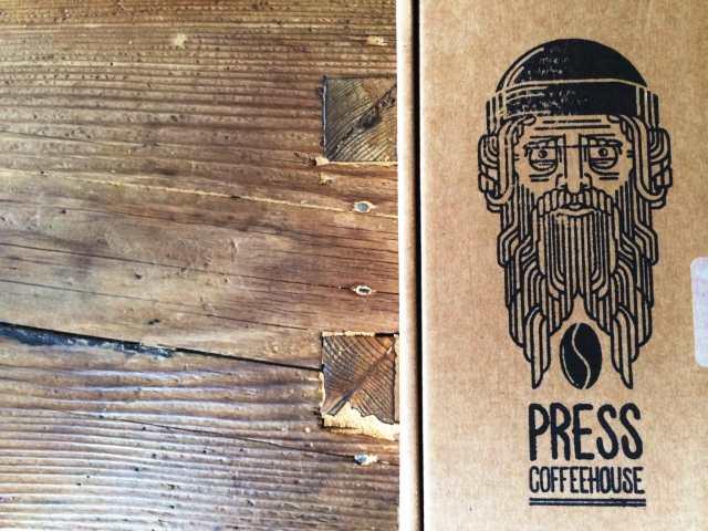 Press Coffeehouse, Harrogate