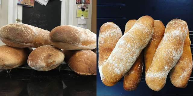 Stirato, or an Italian take on the baguette