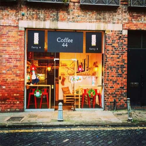 Kapow Coffee, Leeds