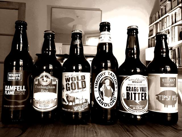Keelham Farm Shop's Yorkshire Beer Experience Taste Box