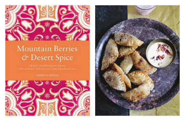 Mountain Berries and Desert Spice, by Sumayya Usmani