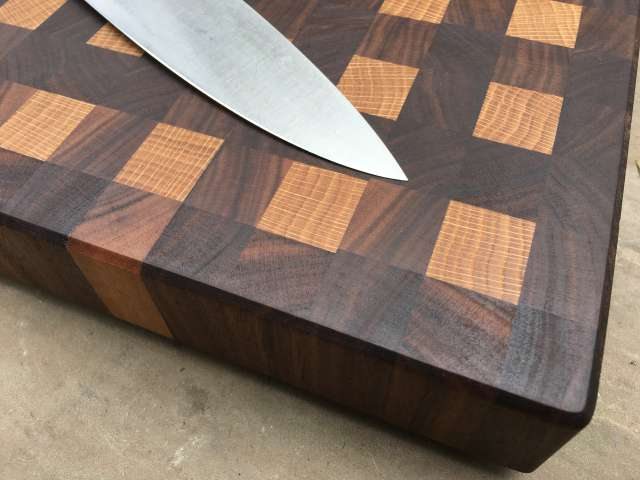 The Wooden Chopping Board Co.